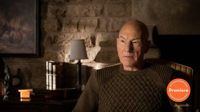 Illustration for article titled Star Trek: Picard reintroduces an old friend