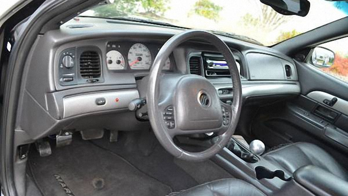 How About This Twin Turbo, Six-Speed 2003 Mercury Marauder For $14,900?  (UPDATED)