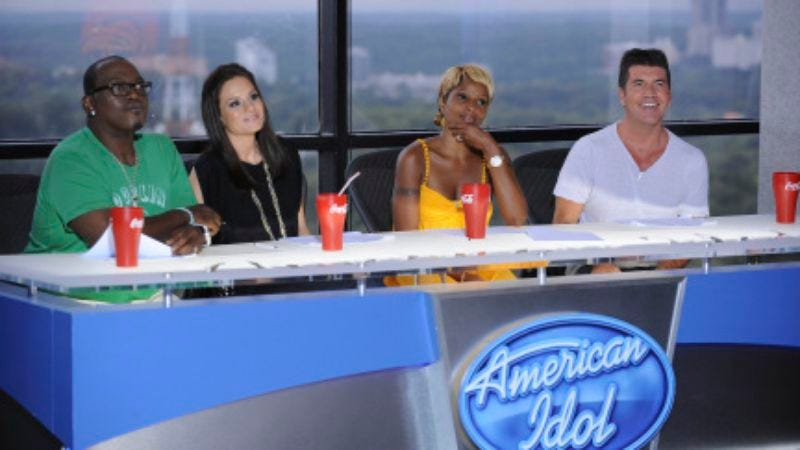 Illustration for article titled American Idol: Season Premiere, Part 2