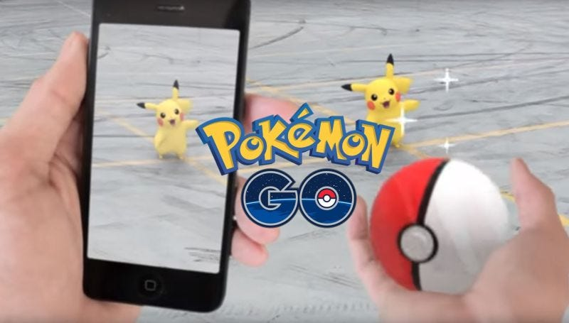 Illustration for article titled Pokemon Go Is About to Overtake Snapchat and Google Maps