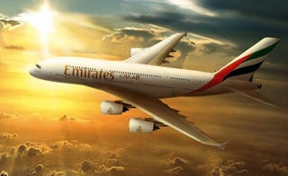 Illustration for article titled Emirates Airlines Booking