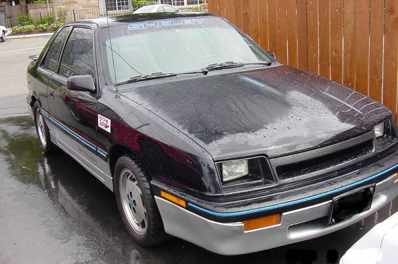 Illustration for article titled For $8,999, Could This 1987 Shelby CSX Be Your Proto-Type?