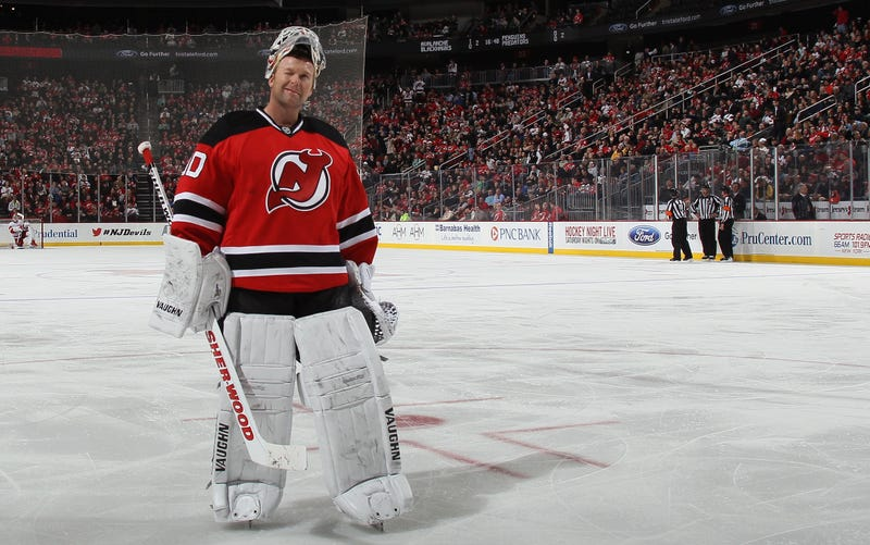 Illustration for article titled Martin Brodeur Asks Out Of New Jersey. But Who Else Would Want Him?