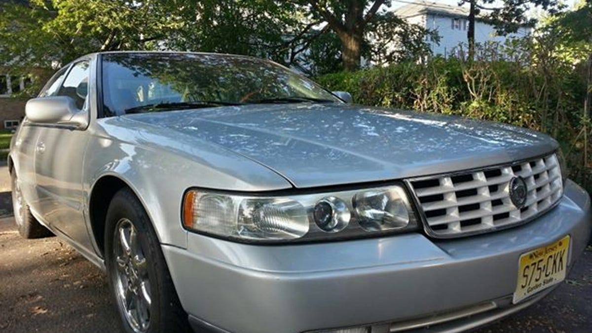 the story of my 2002 cadillac seville sts