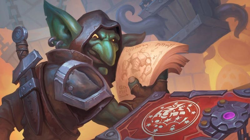 Illustration for article titled Hearthstone's Most Entertaining Card Turns Every Game Into Chaos