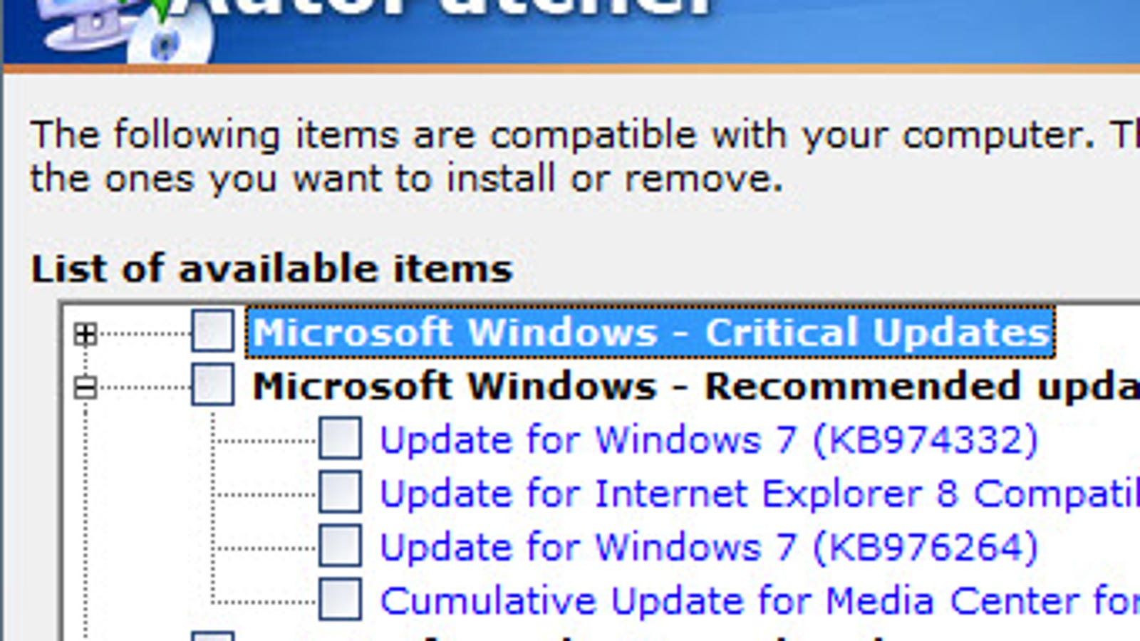AutoPatcher Keeps Windows 7 Systems Up to Date