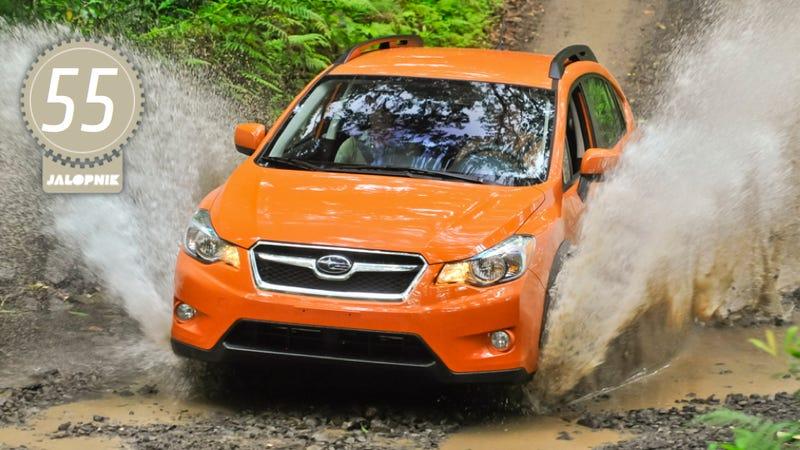 Illustration for article titled Subaru XV Crosstrek: The Jalopnik Review