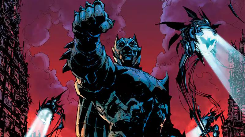 Image: DC Comics. Art by Jim Lee, Scott Williams and Alex Sinclair.