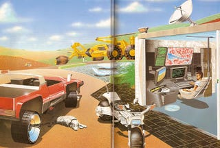 Illustration for article titled Farm of the Future (1984)