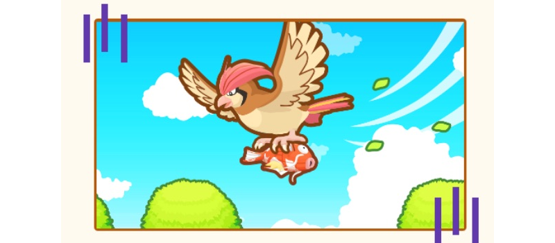 Illustration for article titled Whoa, Your Pokémon Can Die In The New Magikarp Game