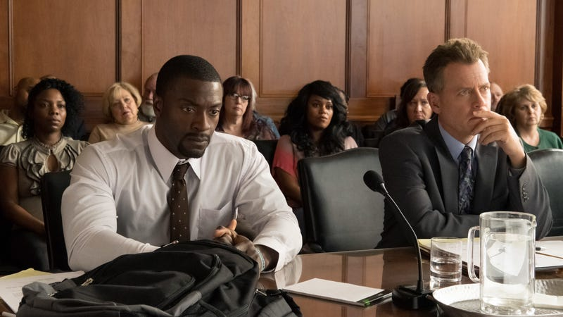 Illustration for article titled Brian Banks knows that it's an inspirational drama but isn't quite sure why