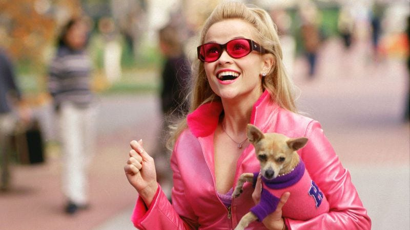 (Photo: Legally Blonde)