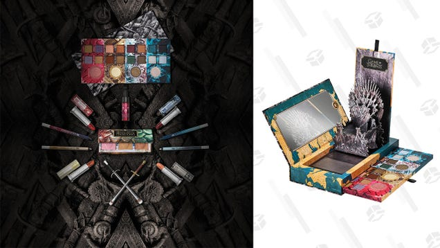 Battle Other Beauty Lovers For This Urban Decay x Game of Thrones Makeup, Now Back in Stock