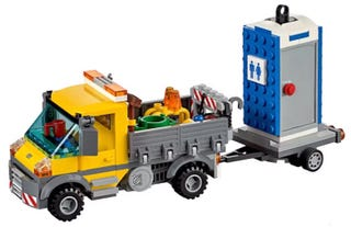 Illustration for article titled This must be the quirkiest Lego set ever made