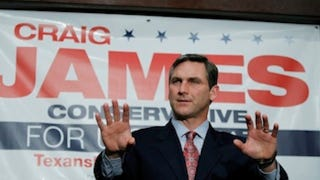 Illustration for article titled The Prospects For Craig James's Senate Campaign Are Getting Even Worse