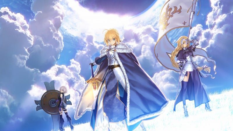 Illustration for article titled Which Ridiculous Historical Figure From Fate/Grand Order Would You Summon?