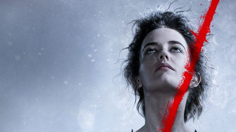 Illustration for article titled Penny Dreadful brings exorcisms and Eva Green back to TV