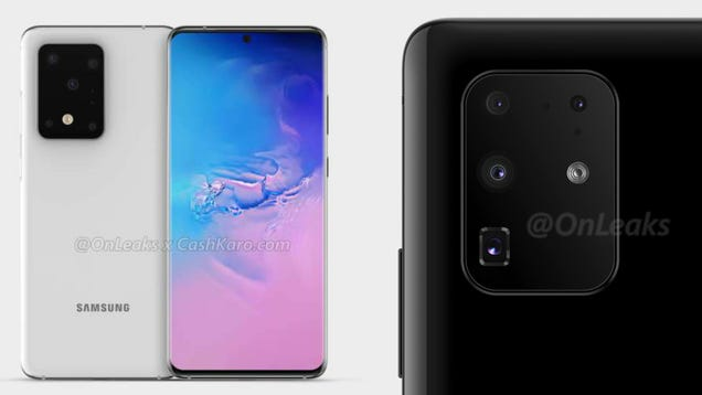 More Galaxy S11 Leaks Appear to Settle the Samsung Flagship s Most Debated Feature