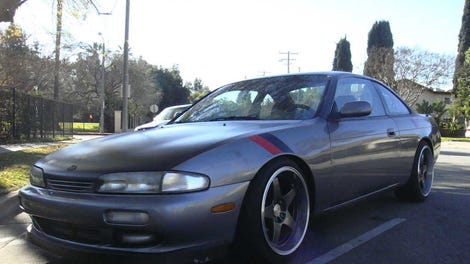 For $25,000, Will This Custom 1996 Nissan 240SX Show You Who's Boss?