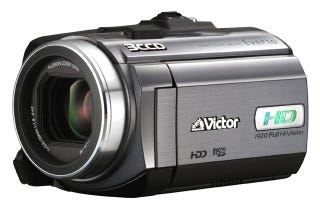 Illustration for article titled Everio GZ-HD6 is First Consumer HDD Camera to Output 1080p Using Chip Tricks, Says JVC