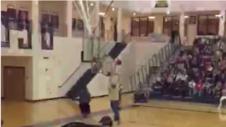 Illustration for article titled High School Coach Misses Alley-Oop, Breaks Backboard At Pep Rally