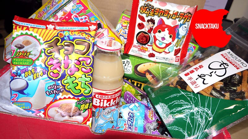 Illustration for article titled Japan Crate Snack Subscription Service Revisted: Three Months Later