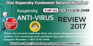 Illustration for article titled Reasons to use Kaspersky Customer Service Phone Number