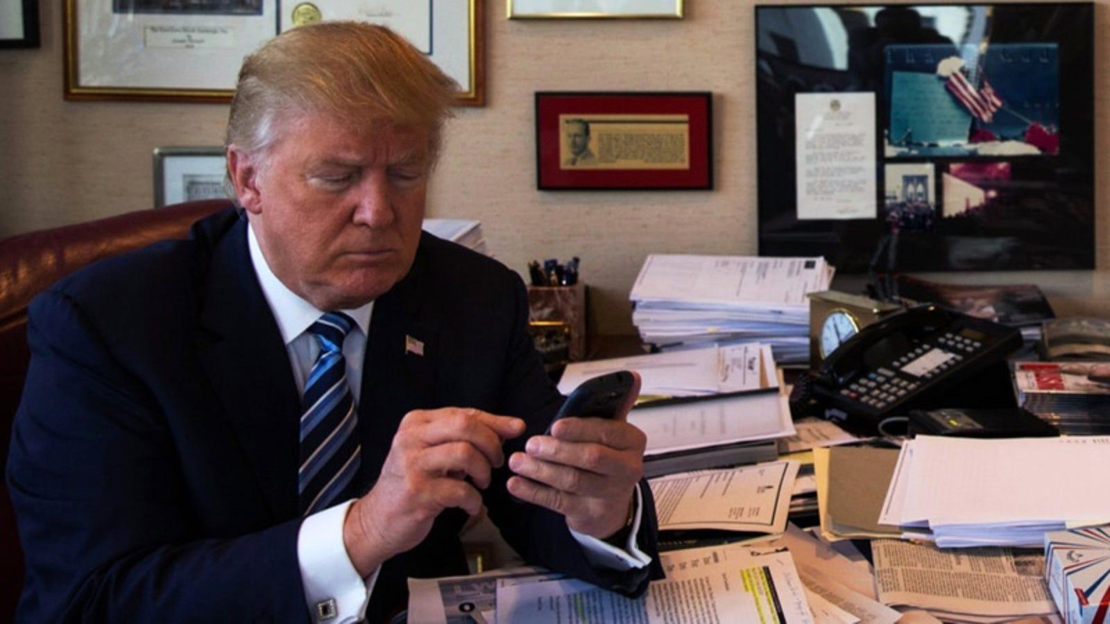 Cómo seguir por Internet los resultados de la noche electoral estadounidense