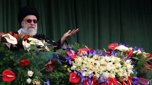 Hackers Derail Iran s Train System, Post Supreme Leader s Phone Number as Help Line