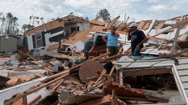 Hurricane Delta Is Heading for the Petrochemical Hub That Hurricane Laura Hit Six Weeks Ago
