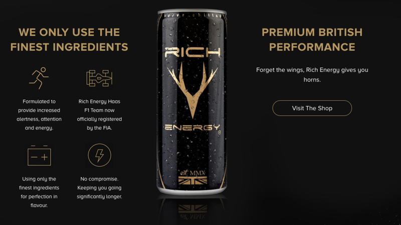 Illustration for article titled F1 Sponsor Rich Energy Now Blames Rogue Employee for Yesterday's Bizarre 'PC Attitude' Tweet [UPDATE]