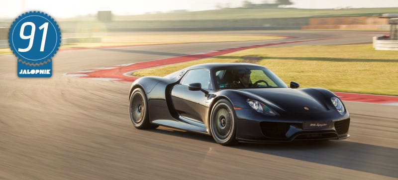 Wonderful Bugatti Veyron?), Sports Car Science Projects Like The Porsche 918 Spyder  Might Not Exist Today.
