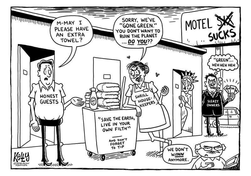 Illustration for article titled Editorial Cartoon: 'Not So Suite'