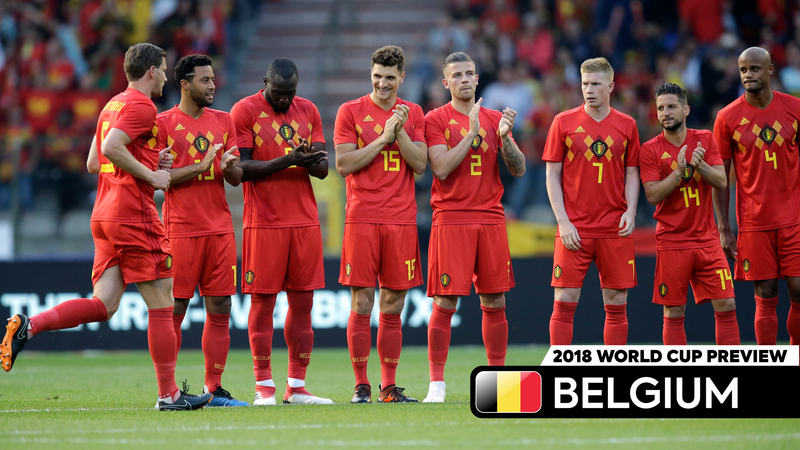 Illustration for article titled This Might Be Belgium's Last Chance, So They Better Not Fuck It Up