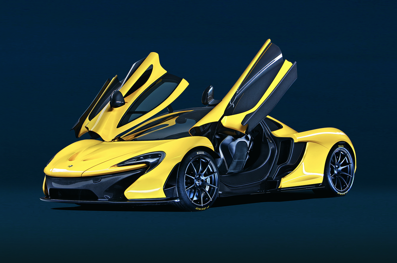 Illustration for article titled The McLaren P1 is Officially Sold Out