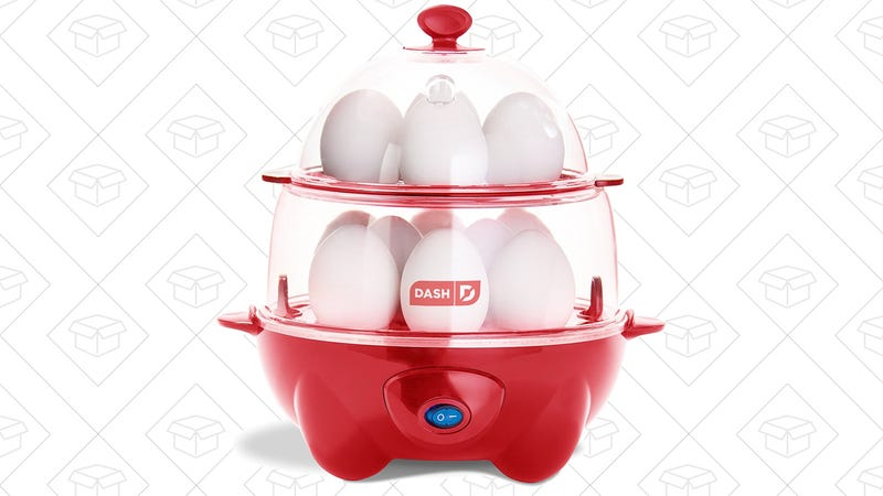 Dash Deluxe para cocinar huevos rápidamente | $26 | Amazon