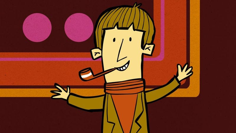 Illustration for article titled A Liar's Autobiography: The Untrue Story Of Monty Python's Graham Chapman
