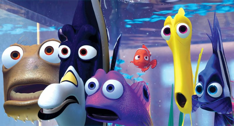 Illustration for article titled Scientifically accurate Finding Nemo is a way more interesting movie