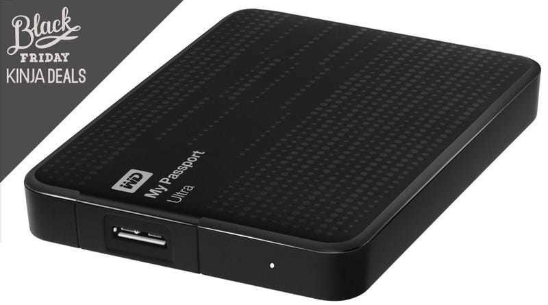 Illustration for article titled This Ultra-Fast External Drive is Down to an All-Time Low Price