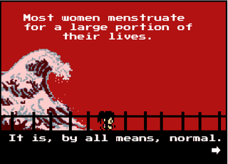 Illustration for article titled Teens Invent 'Tampon Run' Game to De-Stigmatize Periods