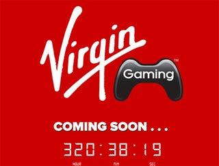 Illustration for article titled Virgin Gaming Partners With Sony, Counts Down To E3