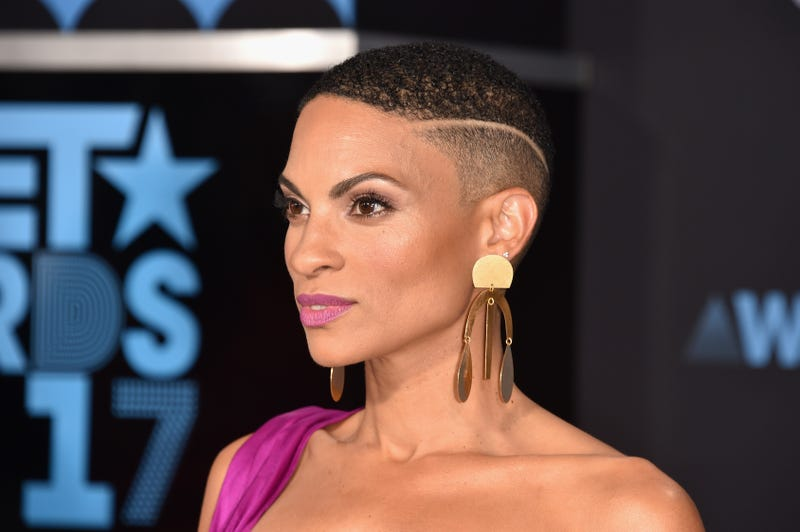 Goapele at the 2017 BET Awards at Microsoft Square on June 25, 2017 in Los Angeles, California.