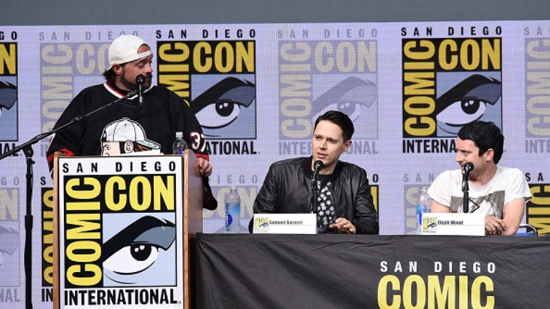 Also, it must always include Kevin Smith (Photo: Kevin Winter/Getty Images)