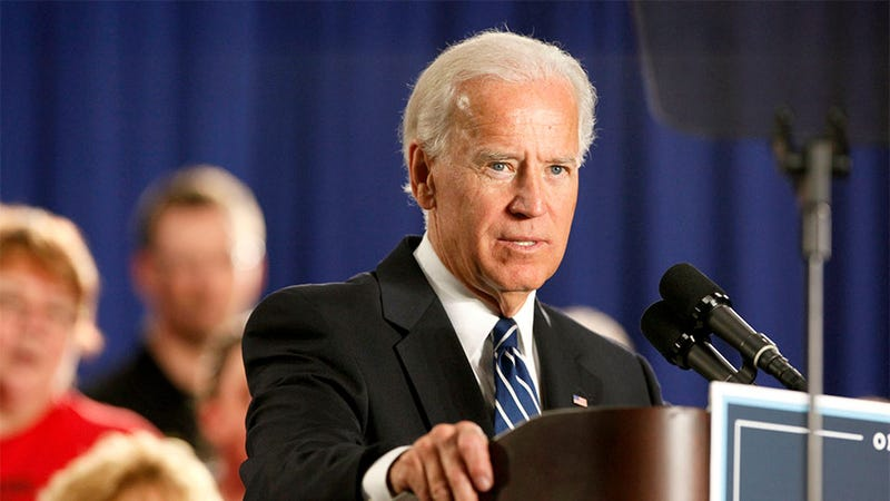 Illustration for article titled VP Joe Biden Wants To Meet With Video Game Reps Over Gun Control