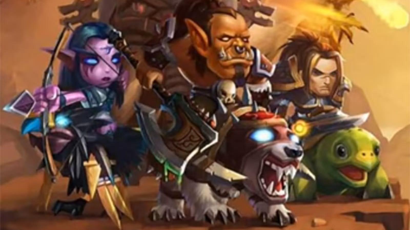 Blizzard Sues Shameless WarCraft Rip-Off