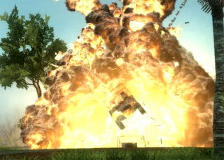 Illustration for article titled Just Cause 2 DLC Brings Inventive New Ways To Cause Explosions