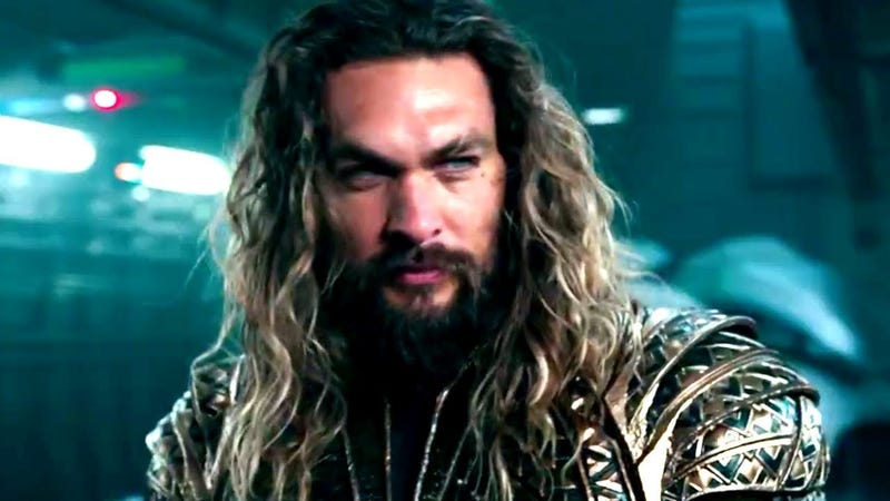 Aquaman Wants To Be Obama For The 7 Seas But People Want Trump