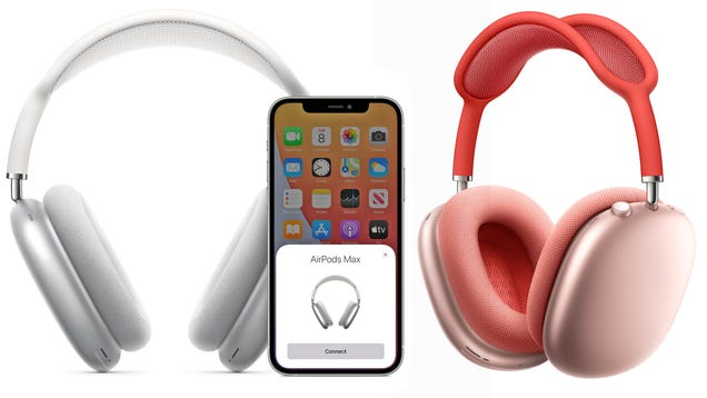Apple s AirPods Max Go Over Your Ears and Carry a Very Apple Price