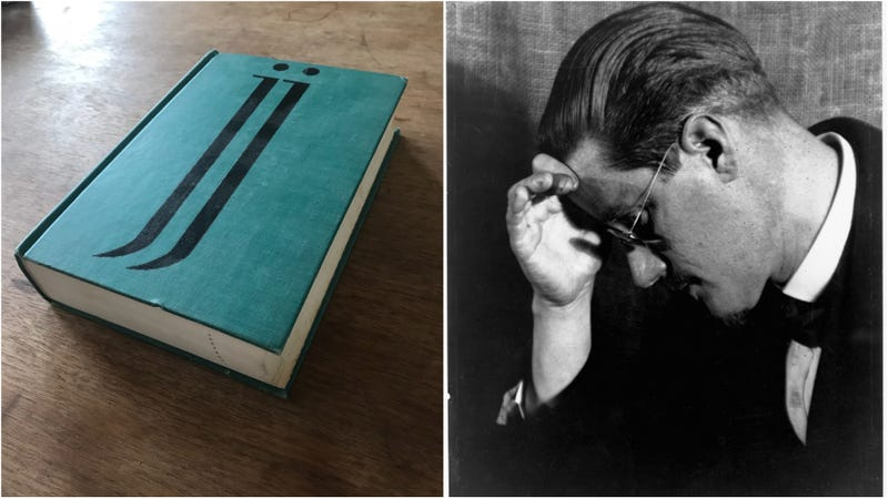 Ulysses turns 100 this month, and you should totally read it