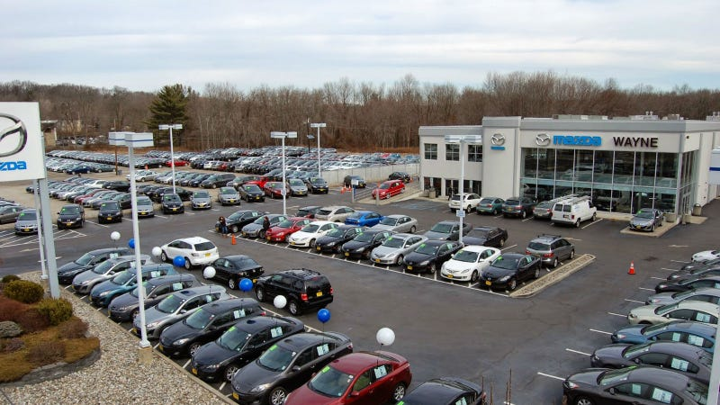 """Illustration for article titled Investigation Says New Jersey Dealership Sold Rental Cars As """"New"""""""